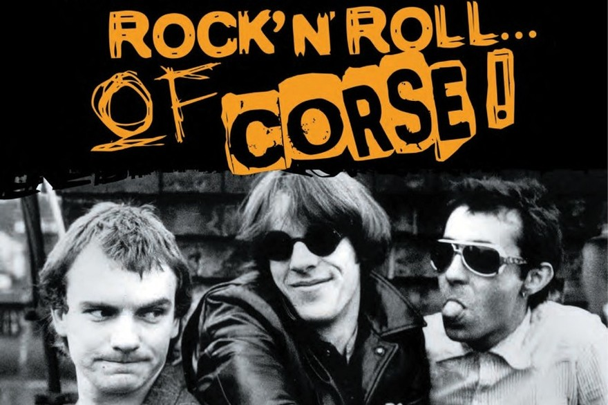 ROCK'N'ROLL OF CORSE!