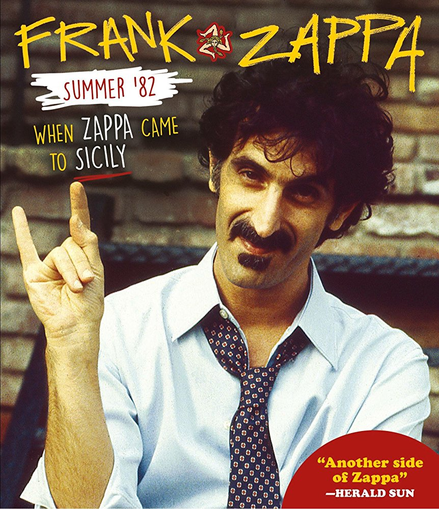 WHEN ZAPPA CAME TO SICILY