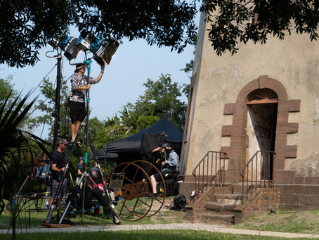 Old Baldy receives a $10,000 donation and featured spot in an upcoming motion picture!
