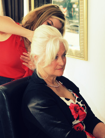 Mobile hairdressing West Sussex