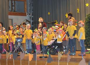 Kinder-Musical der KiTa Sternschnuppe Niedergösgen