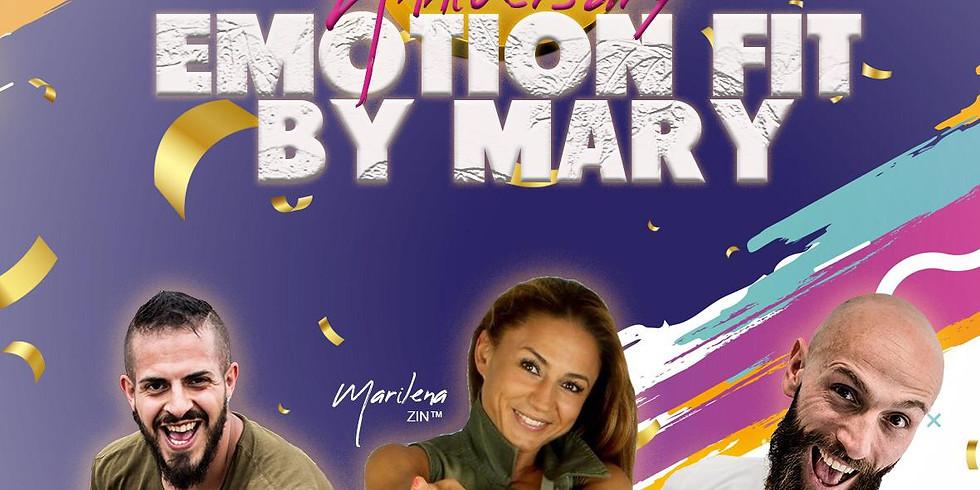 5 Jährige Jubiläums-Party vom Emotion Fit By Mary