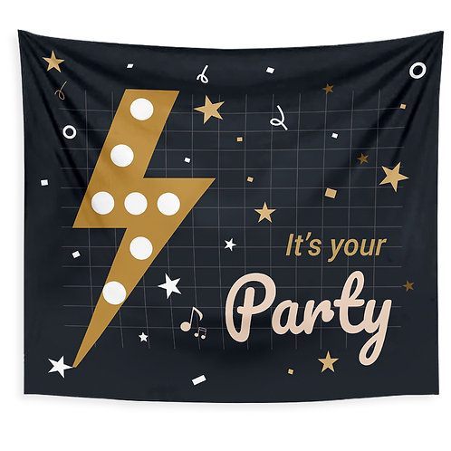 Happy Party Tapestry