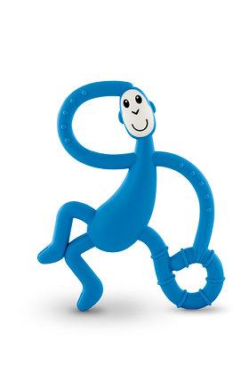 Dancing Monkey Teether Blue