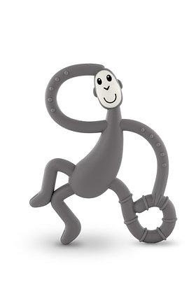 Dancing Monkey Teether Grey