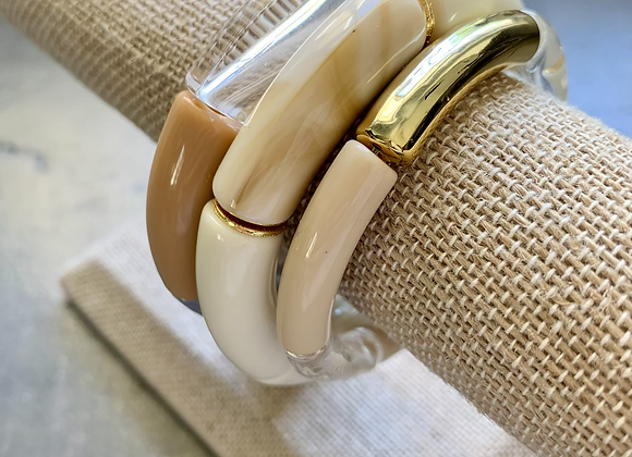 Neutral Acrylic Stack