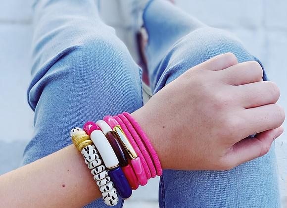 Summer Days Stack (pink or blue)