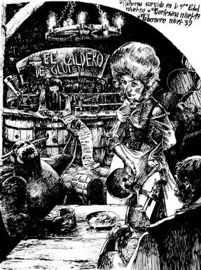 The Gluten Cauldron