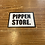 Thumbnail: PIPPEN STORE. letting box logo stickers