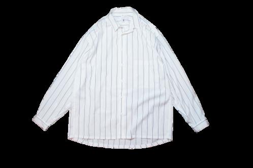 WAX 2020SS Stripe spring shirts