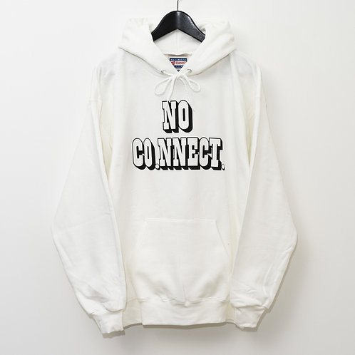"SAN FRANCISCO.NNECT. SUB POP UP HOODY ""NO.CONNECT."""