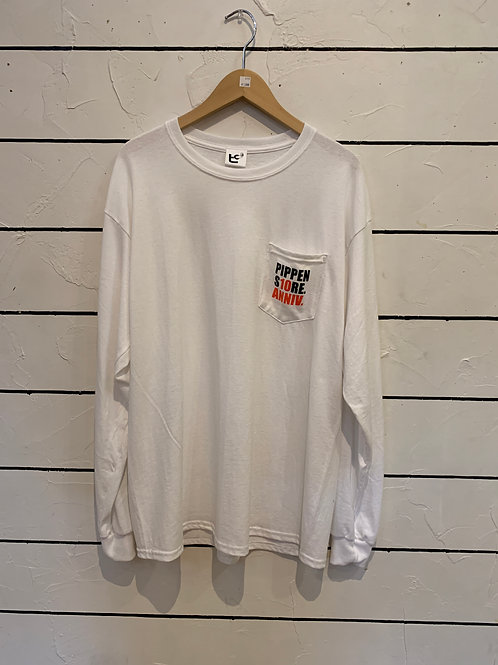 "PS ORIGINAL ""PIPPEN S10RE.""POCKET L/S TEE"