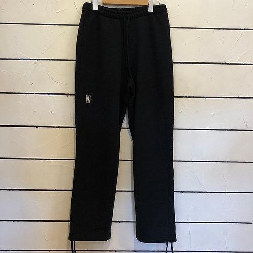 WAX Sweat track pants BLACK
