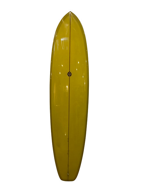 "JOSH HALL SURFBOARDS ""The Tablet 7'6"""