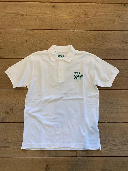 WAX GREEN CLUB ポロシャツ