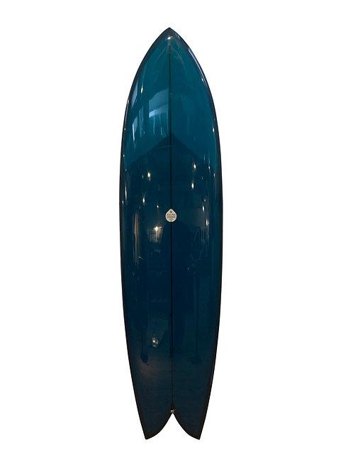 """JOSH HALL SURFBOARDS """"Gen2 Fish 6'11"""""""