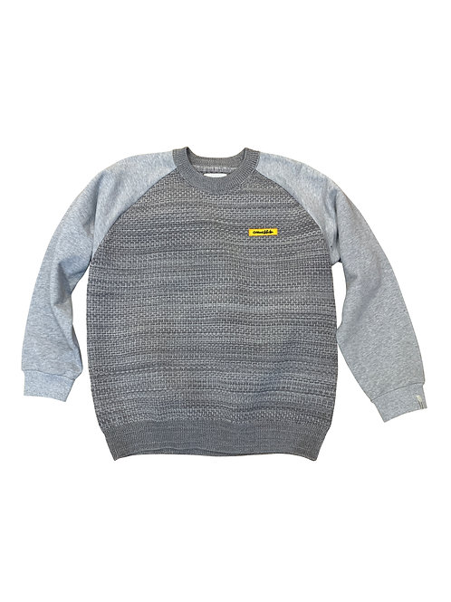 """50%OFF Critical Slide """"EAZZY KNIT IV CREW"""