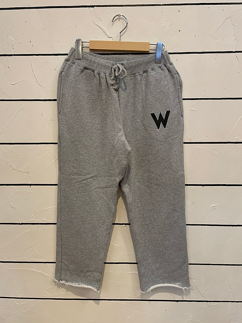 WAX 2021 Cut off track pants