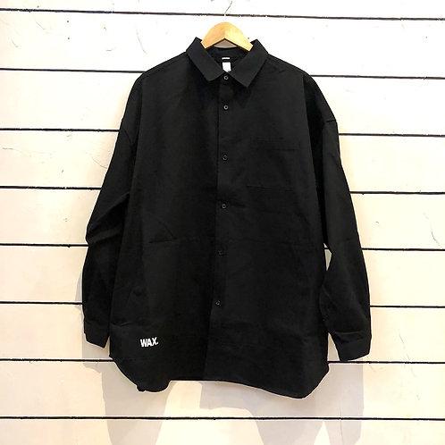 WAX2021 Tool pocket jacket BLACK
