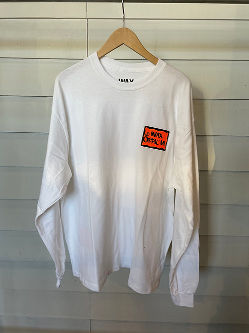 WAX Sticker L/S tee