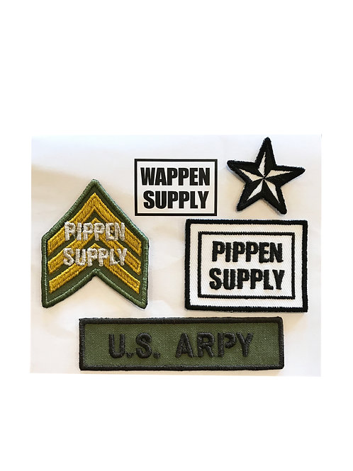 """PIPPEN SUPPLY """"WAPPEN SUPPLY"""""""