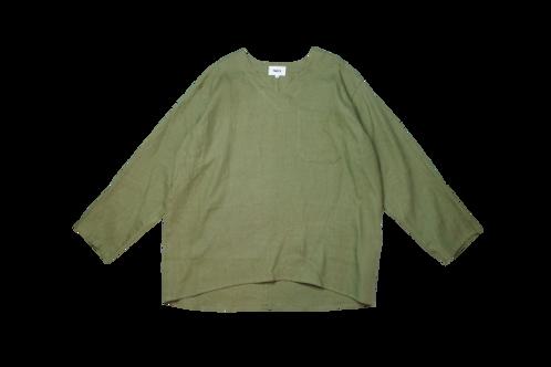 Linen sleeping shirts