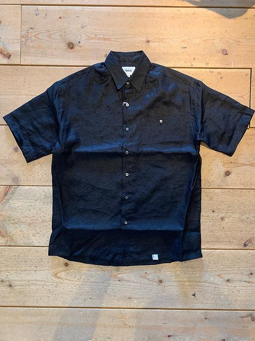 WAX Linen S/S shirts