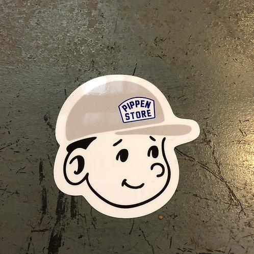 PS ORIGINAL CAP STICKER