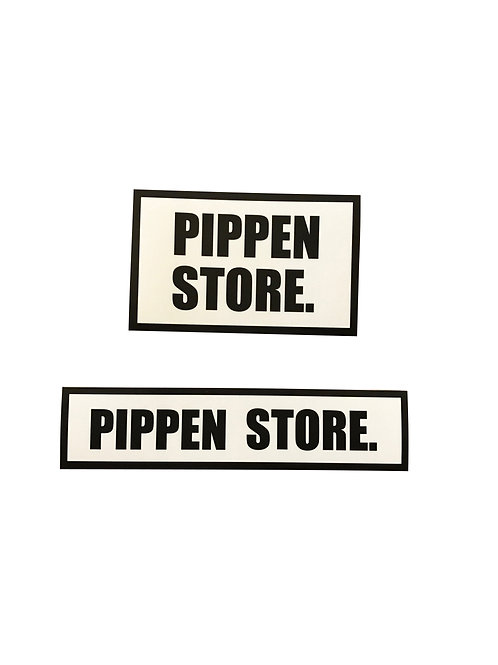 PIPPEN STORE.STICKER