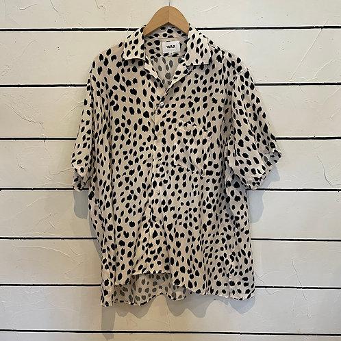 Animal open coller shirts