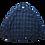 Thumbnail: WAX Ombre check open collar shirts