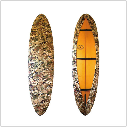 WASABI  surf board deck cover
