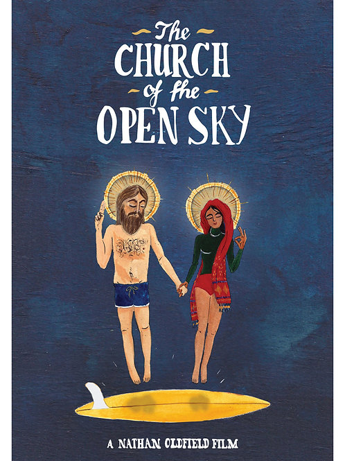 "DVD "" Church of the Open Sky"""