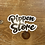 Thumbnail: PIPPEN STORE.レタリングステッカー