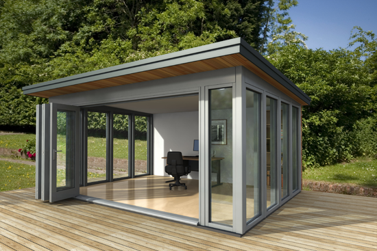 Individually Designed Red Garden Rooms To Suit Your Needs