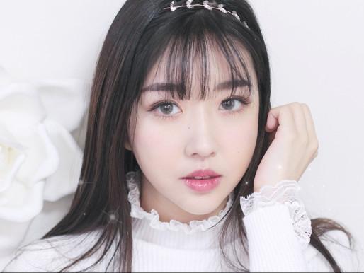 Riasan Simpel ala Sunny Dahye untuk Kencan Valentine