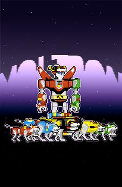 5 Lions 1 Robot