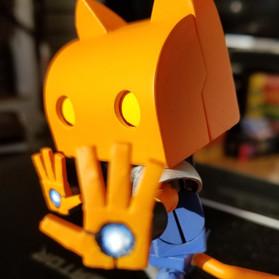 Robogato toy