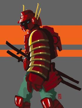 Samurai of the Future