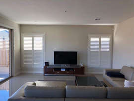 Plantation Shutters done by Majestic Cur