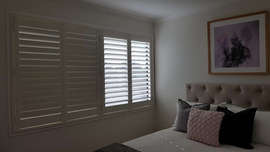 Plantation Shutter -  Majestic Curtains