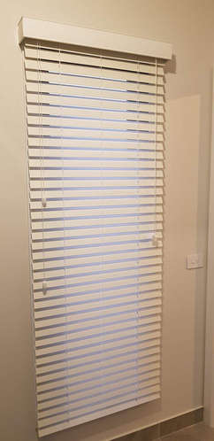 Venetian Blind done by Majestic Curtains