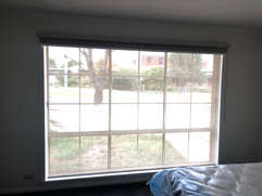 Double Roller Blinds - Majestic Curtains