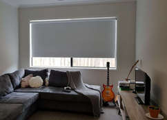 Roller Blinds - Majestic Curtains and Bl