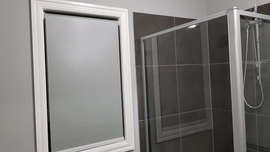 Bathroom Roller Blinds - Majestic Curtai