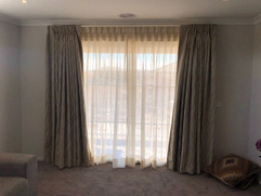 Drapes (Blockout Curtains) and Sheer - M