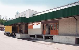 ElpoChem AG, Prouktion Sirnach