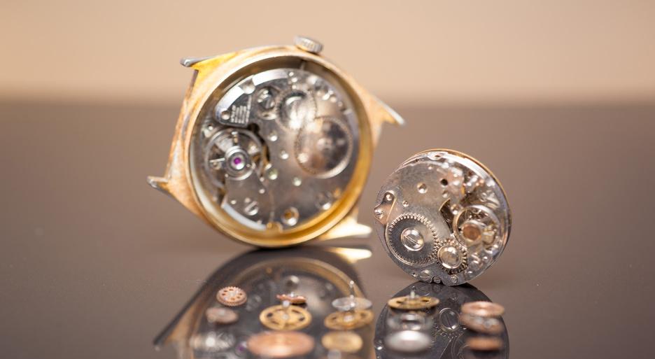 ElpoChem Oberflächenveredelung Uhren