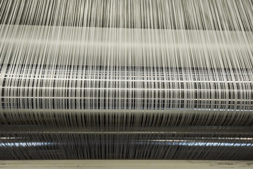 Oberflächenbehandlung Textilindustry