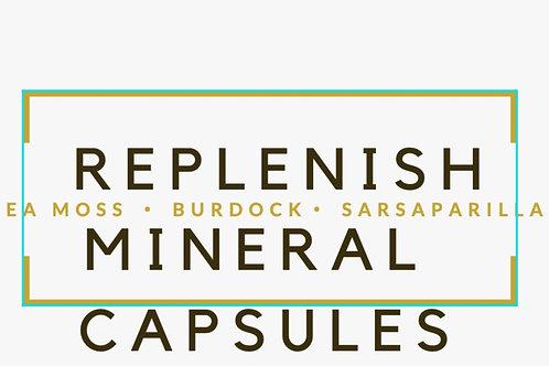 Replenish Mineral Capsules